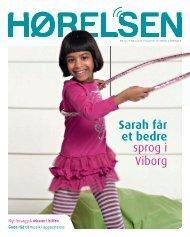 Sarah får et bedre sprog i Viborg