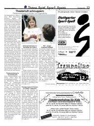SP Spiel Sport Spaß Nov 04.indd - Elternzeitung Luftballon