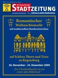 AusgAbe - Regensburger Stadtzeitung