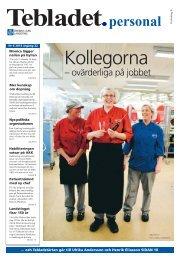 Tebladet nr 6 2013 - Örebro läns landsting