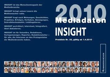 INSIGHTG - Rommerskirchen GmbH & Co. KG