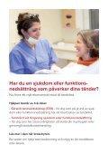 Har du en sjukdom eller funktions- nedsättning som påverkar dina ... - Page 2