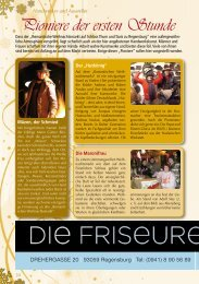 Die Händler (811 kb) - Regensburger Stadtzeitung