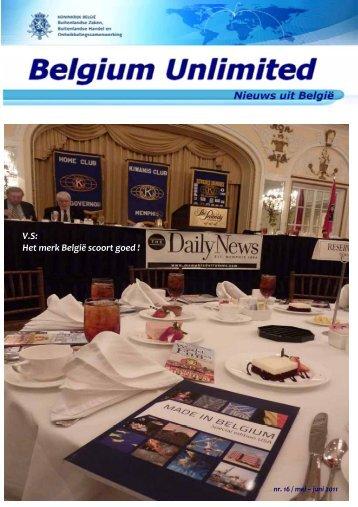 (mei - juni 2011) (PDF, 1.78 MB) - Buitenlandse Zaken - Belgium