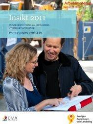 Den kommunala rapporten - Östersunds kommun
