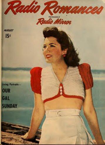Radio Romances 4608.pdf - Old Time Radio Researchers Group