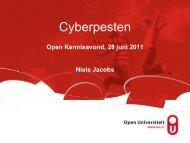 presentatie Cyberpesten