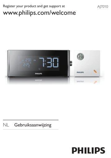 NL Gebruiksaanwijzing - Philips
