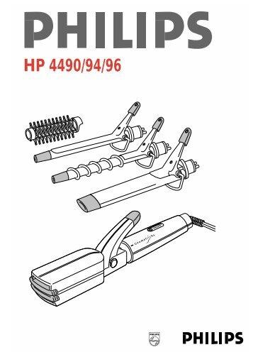 HP 4490/94/96 - Philips