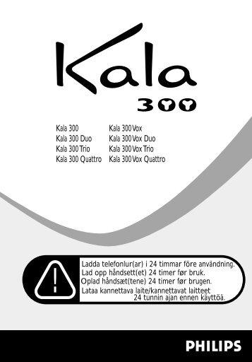 Kala 300 _DK_16. S._17.12.02.qxd - Philips