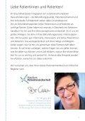 Ihr Patientenhandbuch – Leitfaden für einen sicheren ... - Seite 3
