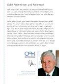 Ihr Patientenhandbuch – Leitfaden für einen sicheren ... - Seite 5