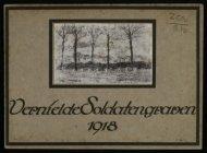 Page 1 Page 2 Gravenschennis op Soldatenkerkhoven. Op het ...