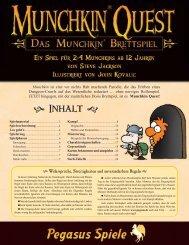 Anleitung - Pegasus Spiele