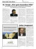 Welterbe aktuell - Regensburger Stadtzeitung - Seite 6
