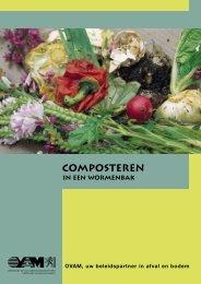 Composteren in een wormenbak - Permacultuur Nederland