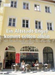 Hotel Altstadt-Engel - Regensburger Stadtzeitung