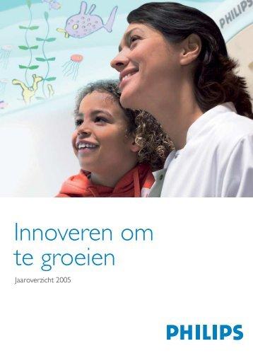 Jaaroverzicht 2005 - Philips