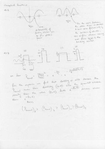 Hwk Set #14 - TA's supplemental - Physics