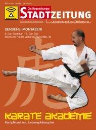 Download gesamte Ausgabe (PDF, 12320 kb) - Regensburger ...