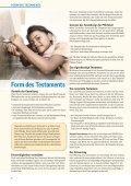 Möglichkeiten der Testamentsgestaltung - Plan Stiftungszentrum - Page 6