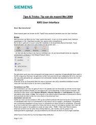 Vacature: Coördinator Marketing & Communicatie - Siemens PLM ...