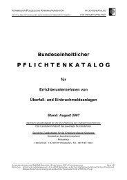 Bundeseinheitlicher Pflichtenkatalog - Polizei Baden-Württemberg