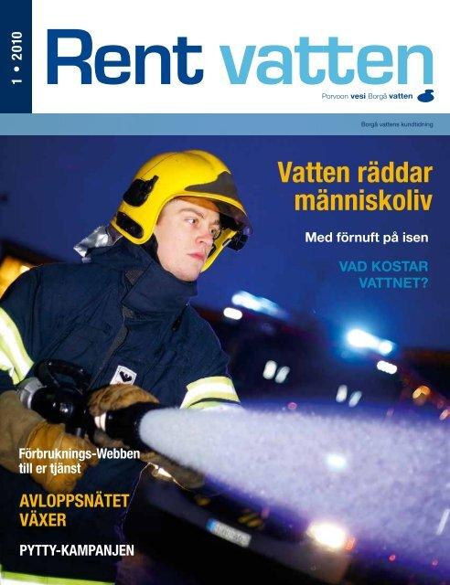 Rent vatten 1/2010 - Porvoo