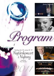 NN Program 2011 - PressWire