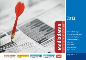 2013 - Düsseldorfer Anzeiger