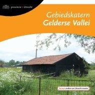 Kwaliteitsgids Gelderse Vallei - Provincie Utrecht