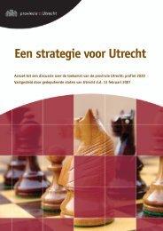 6939 Een Strategie - Provincie Utrecht