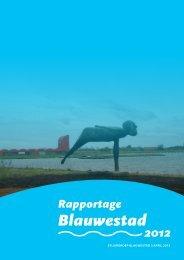 Rapportage 2012 - Provincie Groningen