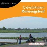 Kwaliteitsgids Rivierengebied - Provincie Utrecht