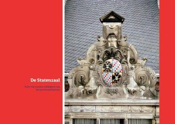 De Statenzaal - Provincie Groningen