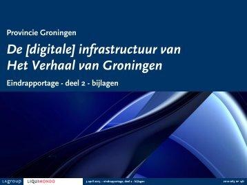 Bijlage 2 Eindrapportage Digitale Infrastructuur Het Verhaal van ...