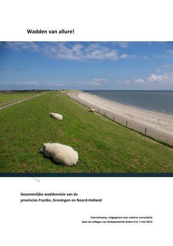 Wadden van allure! - Provincie Groningen