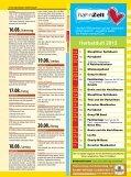 Programm, Bewegungsmelder im August + September - Seite 5
