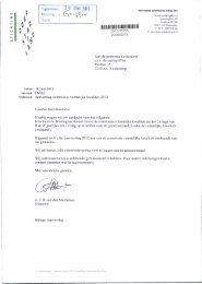 Jaarverslag commissie ruimtelijke kwaliteit 2012 - Bestuurlijke ...