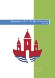 200 service 200 serviceopkald i Randers Kommune i Randers ...