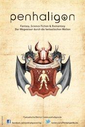 Penhaligon Fantasy Gesamtverzeichnis - Random House