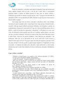 O trabalho e a constituição dos saberes e modos de existência de ... - Page 3