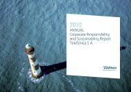 ANNUAL Corporate Responsibility and Sustainability Report ...