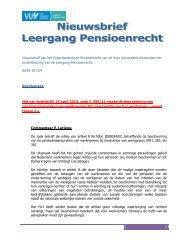 2013 / nr. 9 - Faculteit der Rechtsgeleerdheid - Vrije Universiteit ...