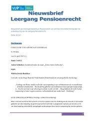 2013 / nr. 7 - Faculteit der Rechtsgeleerdheid - Vrije Universiteit ...