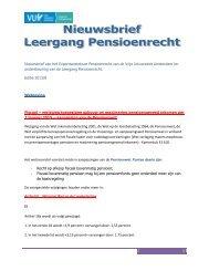 2013 / nr. 8 - Faculteit der Rechtsgeleerdheid - Vrije Universiteit ...