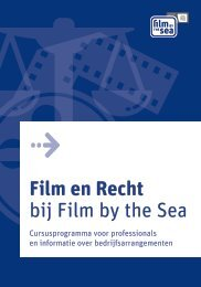 Film en Recht bij Film by the Sea - Rechtspraak.nl
