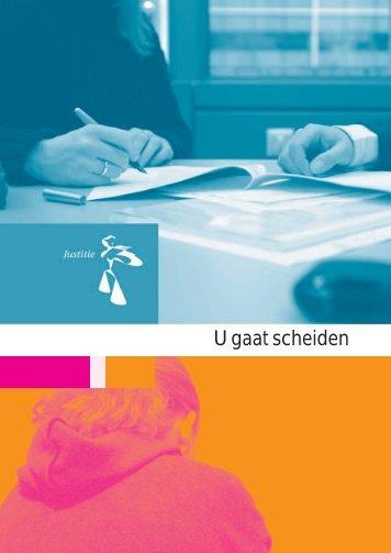 U gaat scheiden - Rechtspraak.nl