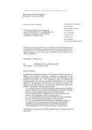 Oproepingsbrief - Unofficial Translation _2_ AvW ... - Rechtspraak.nl