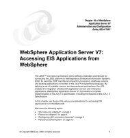 Accessing EIS Applications - IBM Redbooks
